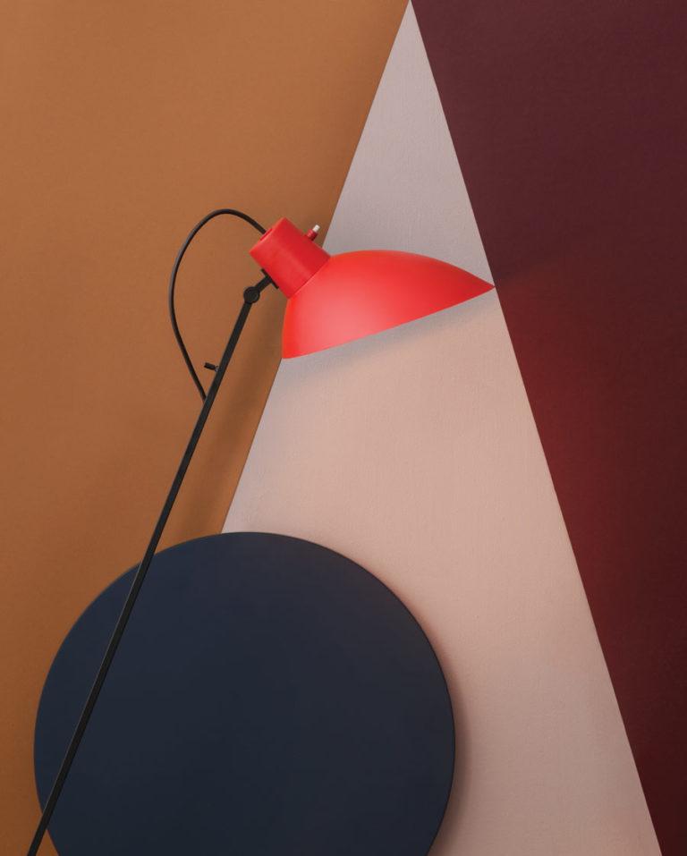 """Designerleuchte """"VV Cinquante Floor"""" von Astep"""