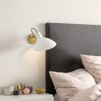 """Designerleuchte """"VV Cinquante Wall"""" von Astep"""