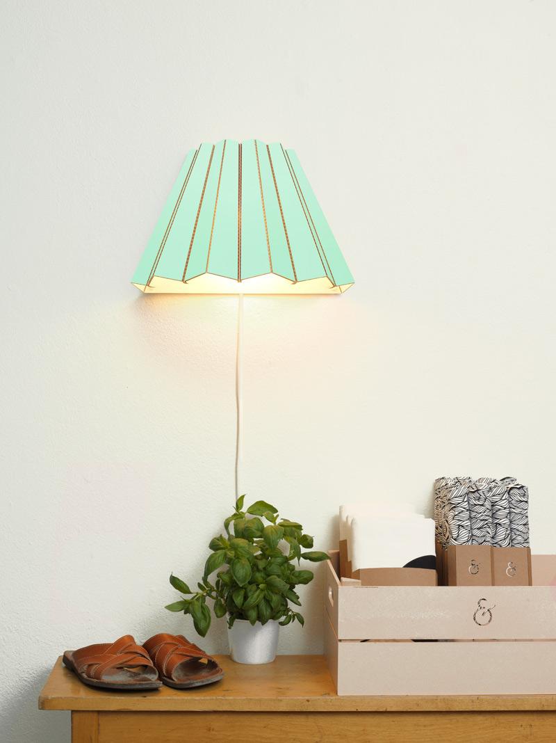andbros designerleuchten aus karton aus finnland. Black Bedroom Furniture Sets. Home Design Ideas