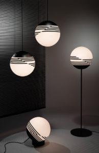 """Neue Leuchtenfamilie """"Optical"""": Lee Brooms Faible für die Op-Art"""