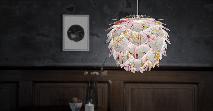 Designerleuchte zum Selbergestalten: Silvie Create Mini von Vita Copenhagen