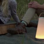 """Uma"": LED-Laterne mit Bluetooth-Lautsprecher (Foto: Pablo Designs)"