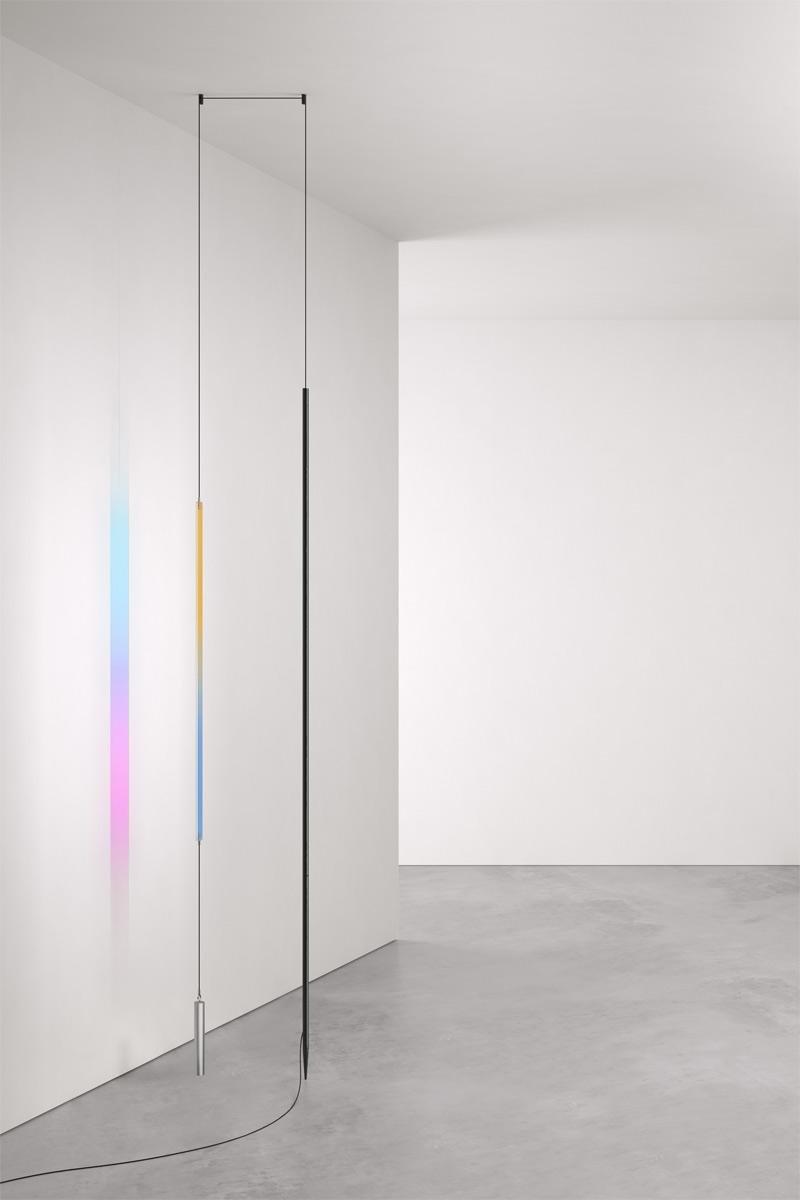 formafantasma neue leuchten wirering und blush lamp f r flos. Black Bedroom Furniture Sets. Home Design Ideas