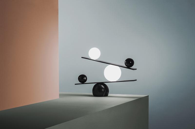 """""""Balance""""-Designerleuchte von Oblure"""