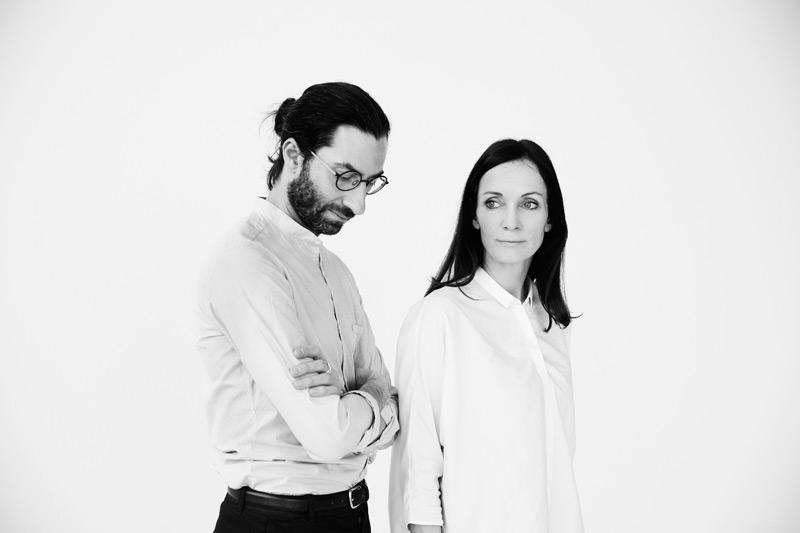 Design-Duo GamFratesi aus Dänemark und Italien (Foto: Louis Poulsen)
