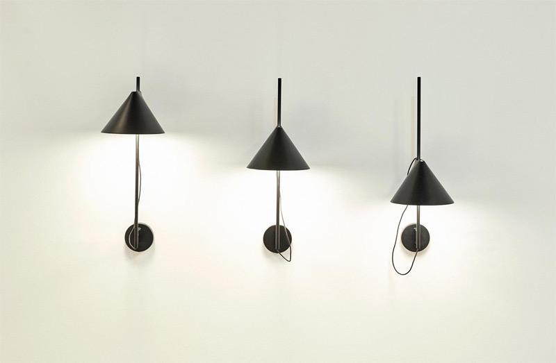 yuh neue leuchtenserie von gamfratesi f r louis poulsen. Black Bedroom Furniture Sets. Home Design Ideas