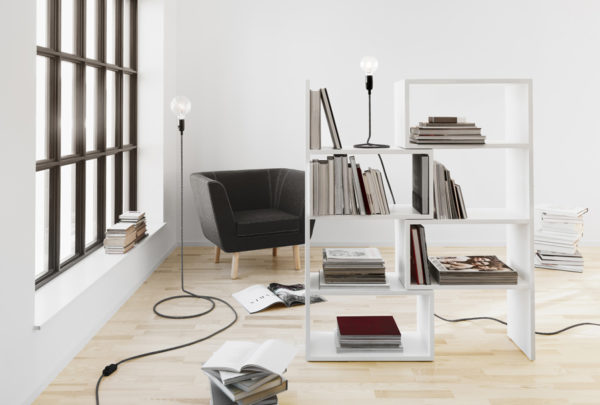 Cord Lamp: Klassiker von Form Us With Love für Design House Stockholm (Foto: Design House Stockholm)