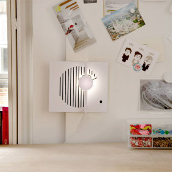 "DIY Leuchte für Bastelfans: ""Electric Paint Lamp Kit"" (Foto: Bare Conductive)"