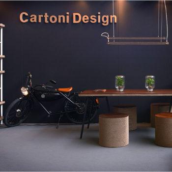 "Nachhaltige Beleuchtung: ""Cartoni 900""- Pendelleuchte von Cartoni Design"