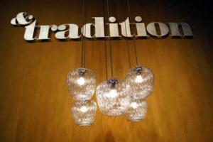 Am Stand von &tradition