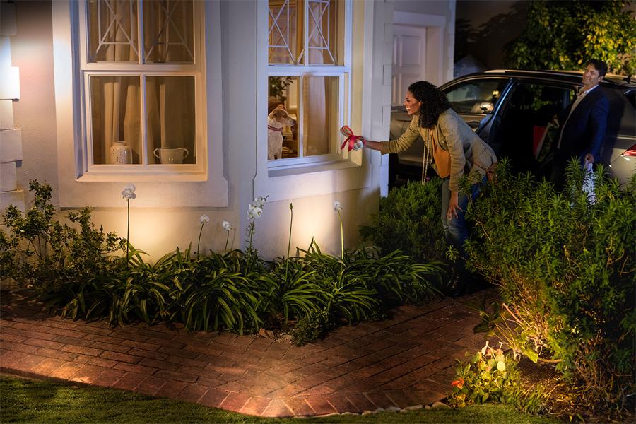 Philips kündigt Hue-Lampen für draußen an - Die Smarten im Garten