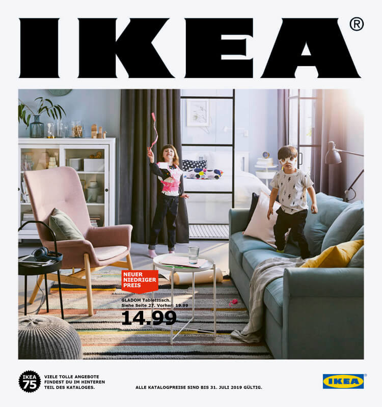 Ikea-Katalog 2019