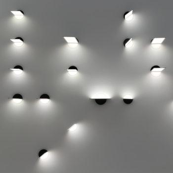 """OLED-Leuchte """"Loop"""" von Fluvia"""