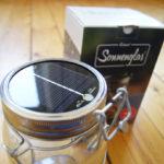 Solarlampe Sonnenglas im Test: Was ist dran am Amazon-Bestseller?