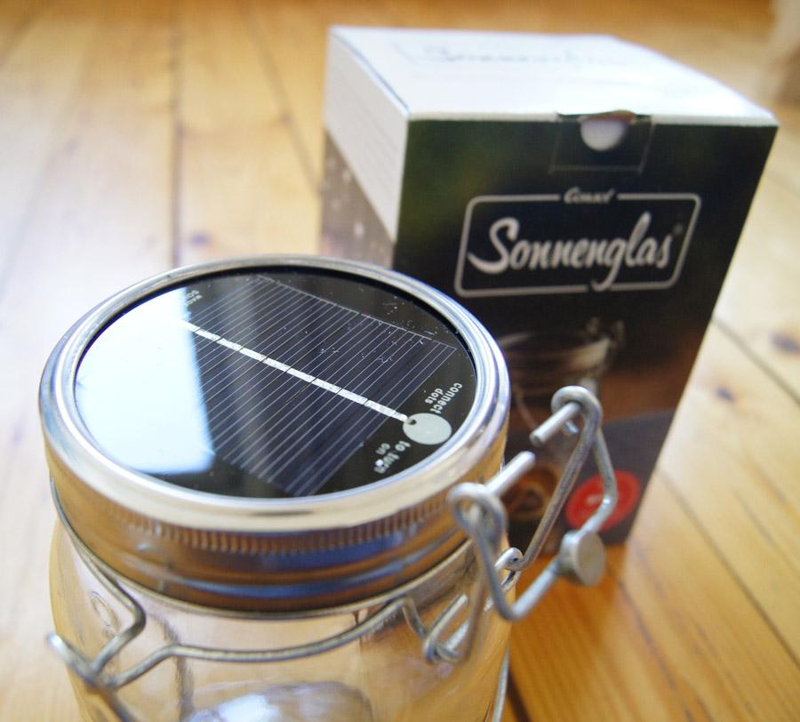 Solarlampe Sonnenglas Der Bestseller Von Amazon Im Test