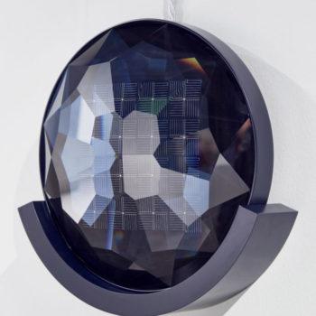 """Das Solarpanel: """"Cyanometer"""" von Marjan van Aubel"""