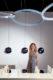 """Solarkronleuchter """"Cyanometer"""": Lieber Gruß aus der Zukunft"""