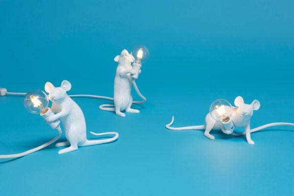 """""""Mouse Lamp"""" von Seletti"""