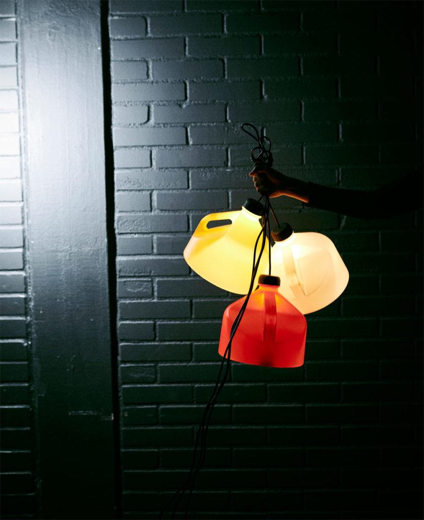 Sammankoppla-Leuchte: Streetstyle von von Greyhound Original (Foto: Inter IKEA Systems B.V.)