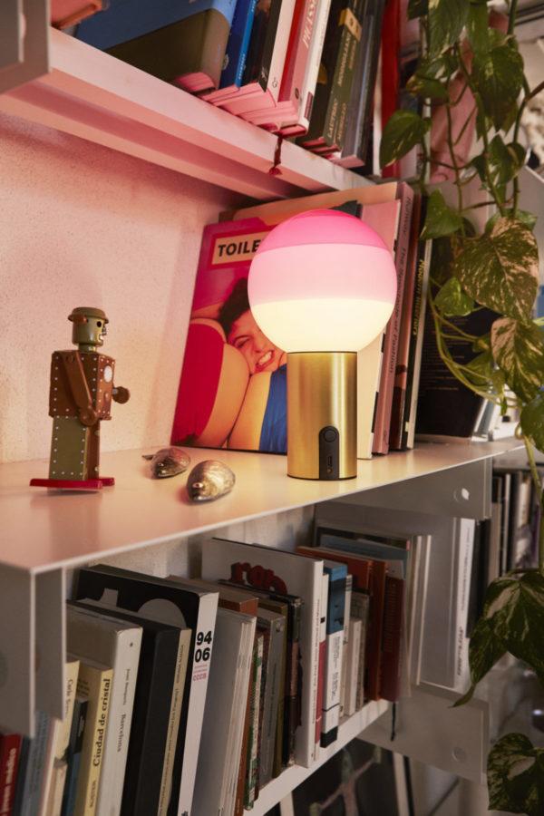 "LED-Akkuleuchten: ""Dipping Light"" von Marset"